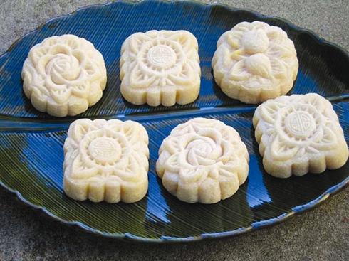 cách làm bánh dẻo chay cách làm bánh dẻo chay Cách làm bánh dẻo chay đơn giản cho ngày tết Trung thu đoàn viên cach lam banh deo chay