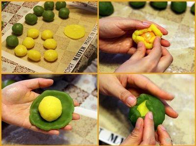 cách làm bánh dẻo không ngọt 9