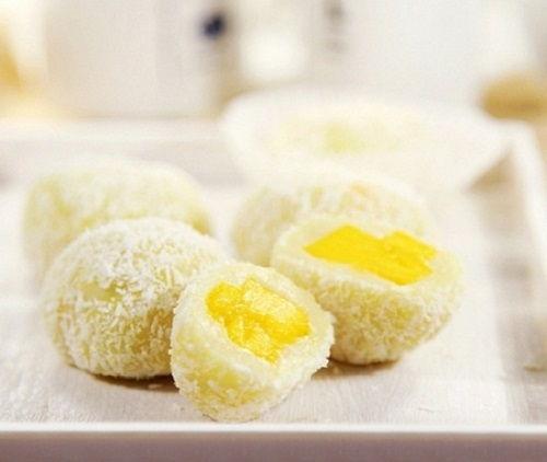 cách làm bánh dẻo nhân xoài 1 cách làm bánh dẻo nhân xoài Cách làm bánh dẻo nhân xoài đón Trung thu về cach lam banh deo nhan xoai thom ngon don trung thu ve 1