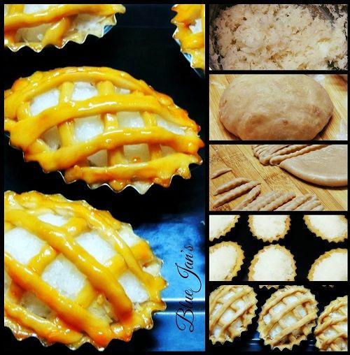cách làm bánh tart dừa 3 cách làm bánh tart dừa Bánh tart dừa thơm nồng quyến rũ ngay lần thưởng thức đầu tiên cach lam banh tart dua ngot ngao hap dan ngay tai nha 3