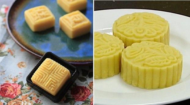 Cách làm bánh trung thu đậu xanh đơn giản không cần bột
