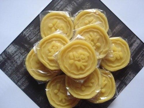 Cách làm bánh trung thu đậu xanh đơn giản không cần bột 2