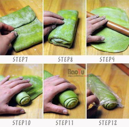 cách làm bánh trung thu ngàn lớp trà xanh 5 cách làm bánh trung thu ngàn lớp trà xanh Đổi vị với bánh Trung thu ngàn lớp trà xanh hấp dẫn cach lam banh trung thu ngan lop tra xanh sieu hap dan 5