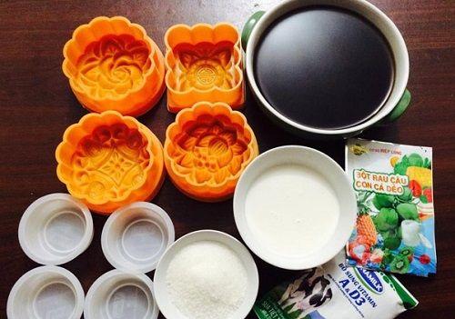cách làm bánh trung thu rau câu nhân kem sữa phomai 7 cách làm bánh trung thu rau câu nhân kem sữa phomai Bánh Trung thu rau câu nhân kem sữa phomai ngon không thể chối từ cach lam banh trung thu rau cau nhan kem sua phomai 6