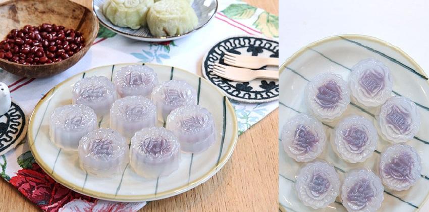 Cách làm bánh trung thu rau câu 8 cách làm bánh trung thu rau câu Cách làm bánh Trung thu trong suốt nhân đậu đỏ siêu dễ siêu ngon cach lam banh trung thu rau cau trong suot cuc don gian 9