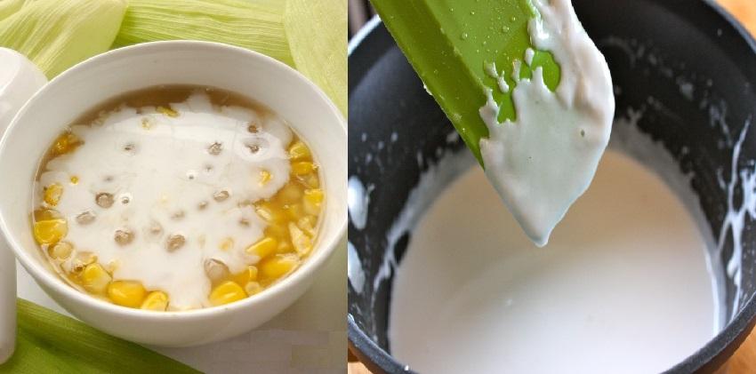 cách làm nước cốt dừa 8 cách làm nước cốt dừa Cách làm nước cốt dừa tươi đặc sánh chất như ngoài hàng cach lam nuoc cot dua sieu ngon chat nhu ngoai hang 10
