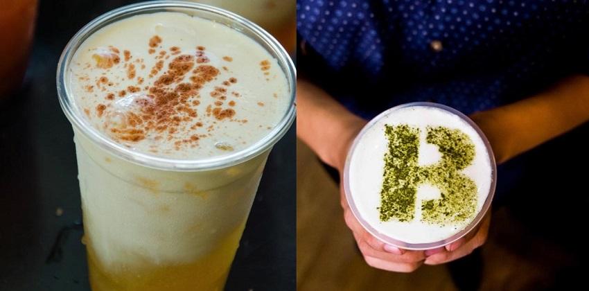 cách pha chế lục trà bọt sữa 4 cách pha chế lục trà bọt sữa Cách pha chế lục trà bọt sữa giải nhiệt tốt cho sức khỏe cach pha che luc tra bot sua giai nhiet tot cho suc khoe 4