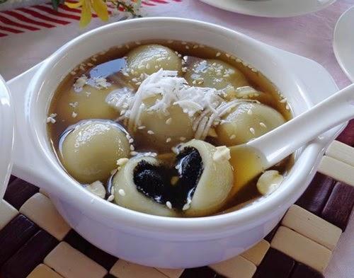 chè trôi nước cũng là món ăn chay hấp dẫn cho ngày rằm tháng 7 món ăn chay Món ăn chay ngon, dễ làm cho ngày Rằm tháng 7 diem danh 5 mon chay cho ngay ram thang 74