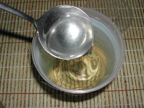 nấu nước đường bánh dẻo món ăn chay Món ăn chay ngon, dễ làm cho ngày Rằm tháng 7 mon an chay2 1