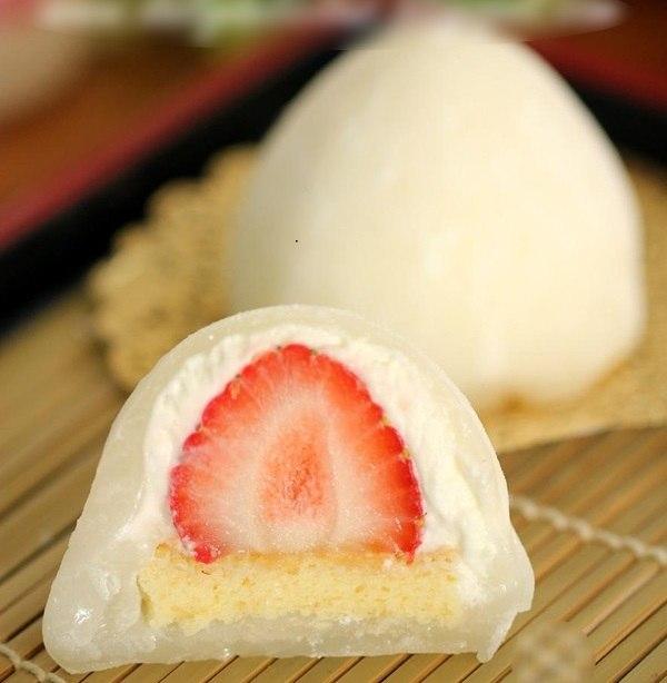 bánh dẻo daifuku Tự tay làm bánh dẻo Daifuku kiểu Nhật hấp dẫn đón lễ hội trăng rằm tu tay lam banh deo daikufu kieu nhat hap dan don le hoi trang ram