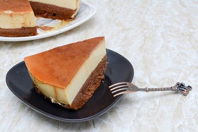 Biến tấu 2 trong 1 với cách làm bánh chiffon flan hấp dẫn 1 cách làm bánh chiffon flan Biến tấu 2 trong 1 với cách làm bánh chiffon flan hấp dẫn bien tau 2 trong 1 voi cach lam banh chiffon flan hap dan 1