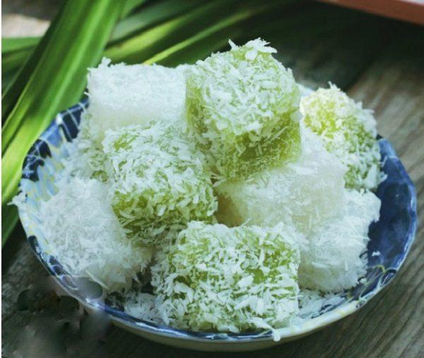 Cách làm bánh bột lọc phủ dừa thơm ngon hấp dẫn chiêu đãi cả nhà 1