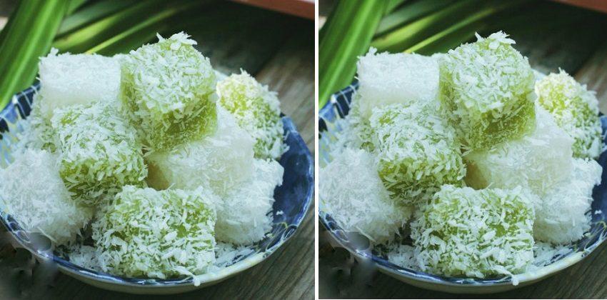 Cách làm bánh bột lọc phủ dừa thơm ngon hấp dẫn chiêu đãi cả nhà