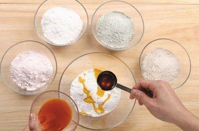 cách làm bánh dẻo Songpyeon Hàn Quốc 1