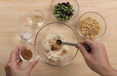 cách làm bánh dẻo Songpyeon Hàn Quốc 3
