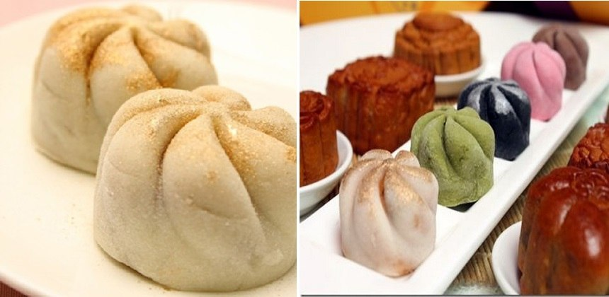 Cách làm bánh dẻo theo phong cách bánh bao lạ mắt độc đáo vô cùng