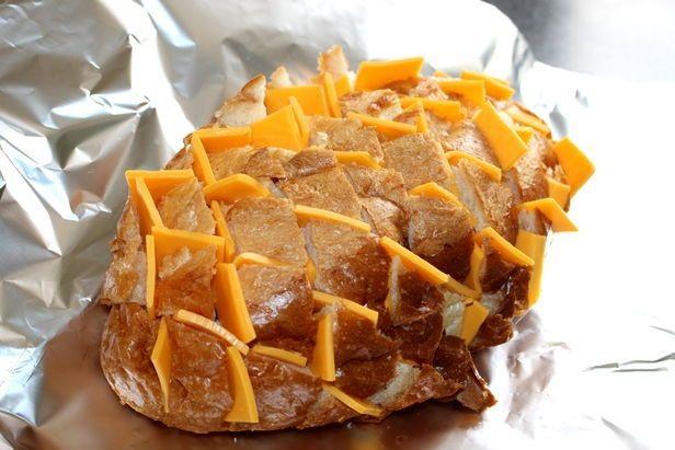 cách làm bánh mì nướng phomai 2 cách làm bánh mì nướng phomai Cách làm bánh mì nướng phomai dinh dưỡng cho bữa sáng cach lam banh mi nuong phomai dinh duong cho bua sang 4