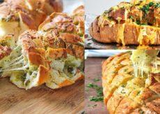 cách làm bánh mì nướng phomai 5