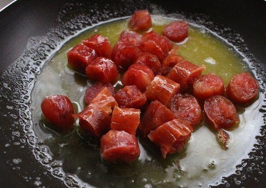 cách làm bánh trứng cay Mexico 6 cách làm bánh trứng cay Mexico Cách làm bánh trứng cay Mexico mới lạ đổi vị bữa sáng cach lam banh trung cay mexico moi la doi vi bua sang 4