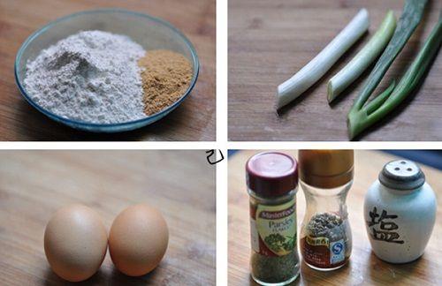 cách làm bánh trứng chiên 2 cách làm bánh trứng chiên Cách làm bánh trứng chiên cho một bữa sáng dinh dưỡng cach lam banh trung chien cho mot bua sang dinh duong 2