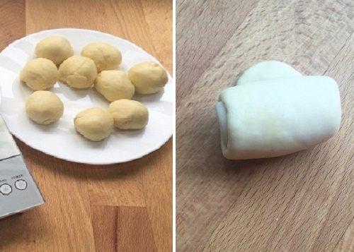 cách làm bánh trung thu Cách làm bánh Trung thu chiên độc đáo không cần lò nướng cach lam banh trung thu chien doc dao khong can lo nuong 4