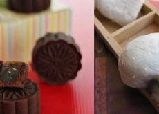 cách làm bánh trung thu nhân socola 23