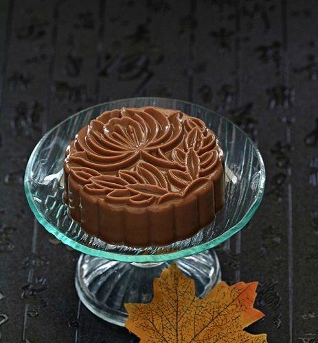 cách làm bánh trung thu nutella Cách làm bánh Trung thu nutella siêu lạ siêu độc đáo cực dễ cach lam banh trung thu nutella sieu la sieu doc dao cuc de 1