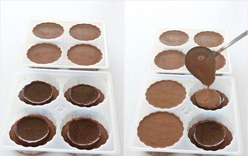 cách làm bánh trung thu nutella 6 cách làm bánh trung thu nutella Cách làm bánh Trung thu nutella siêu lạ siêu độc đáo cực dễ cach lam banh trung thu nutella sieu la sieu doc dao cuc de 6