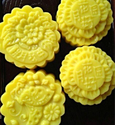 cách làm bánh trung thu rau câu sầu riêng 2