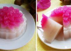 cách làm bánh trung thu rau câu vị nhãn thơm ngon hấp dẫn làm sao