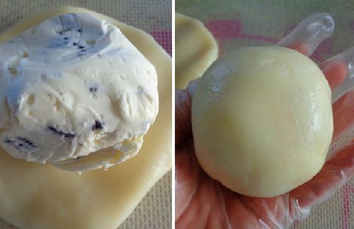 Cách làm bánh trung thu tuyết nhân kem oreo thơm ngon lạ miệng 5 bánh trung thu tuyết nhân kem oreo Cách làm bánh Trung thu tuyết nhân kem oreo thơm ngon lạ miệng cach lam banh trung thu tuyet nhan kem oreo thom ngon la mieng 5
