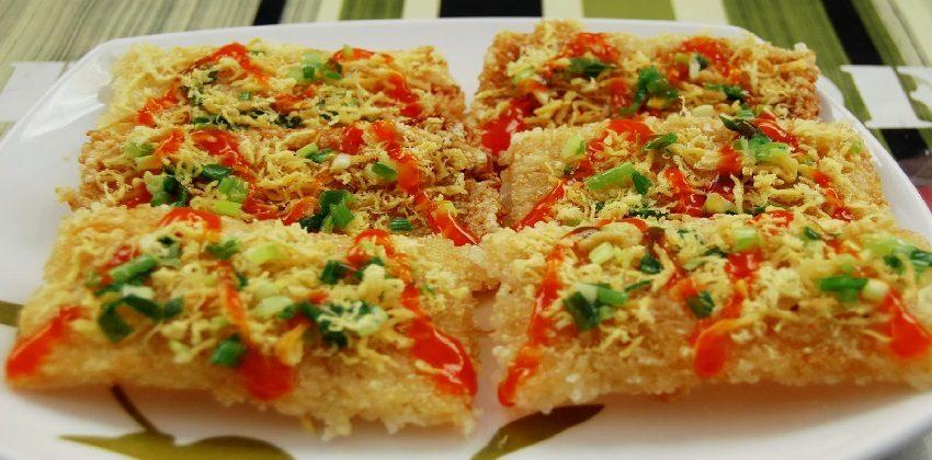 Cách làm cơm cháy chà bông thơm ngon hấp dẫn chuẩn vị Ninh Bình