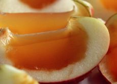 cách làm thạch táo 4