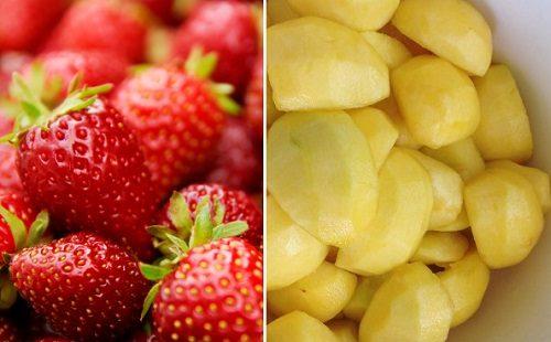 Siêu dễ với cách làm bánh bông lan nướng trái cây hấp dẫn 4 cách làm bánh bông lan nướng Siêu dễ với cách làm bánh bông lan nướng trái cây hấp dẫn sieu de voi cach lam banh bong lan nuong trai cay hap dan 4