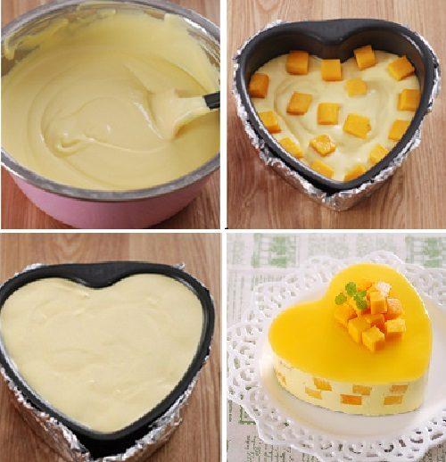 Thêm một cách làm bánh kem xoài ăn hoài không ngán cho bạn 6 cách làm bánh kem xoài Thêm một cách làm bánh kem xoài ăn hoài không ngán cho bạn them mot cach lam banh kem xoai an hoai khong ngan cho ban 6