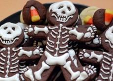 bánh quy chocolate cho lễ halloween 7