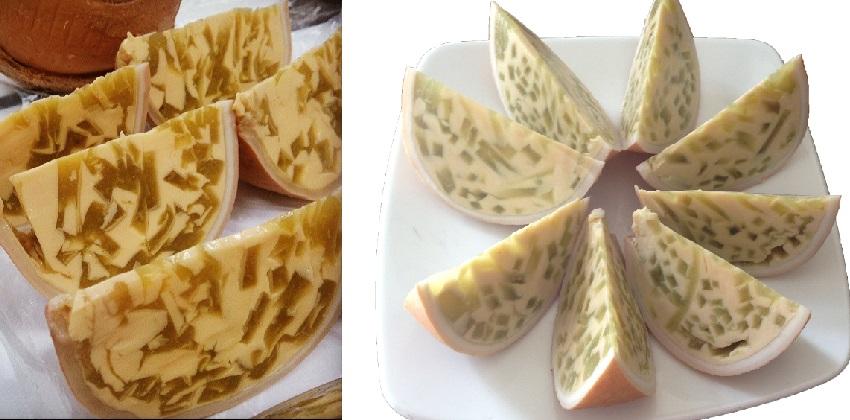 cách làm bánh flan dừa 5 cách làm bánh flan dừa Cách làm bánh flan trái dừa cực mới lạ ngay tại nhà cach lam banh flan dua moi la cuc ky don gian tai nha 5