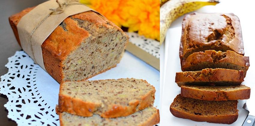 cách làm bánh mì chuối 6
