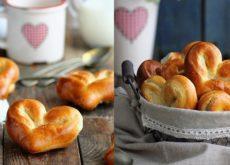 cách làm bánh mì trái tim 7