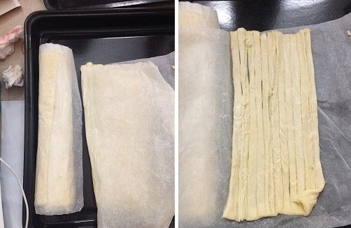 cách làm bánh mì xác ướp Ai Cập 6