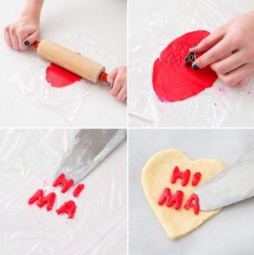 cách làm bánh quy trái tim 7 cách làm bánh quy trái tim Cách làm bánh quy trái tim ngọt ngào tặng mẹ ngày 20/10 cach lam banh quy trai tim ngot ngao tang me ngay 2010 7