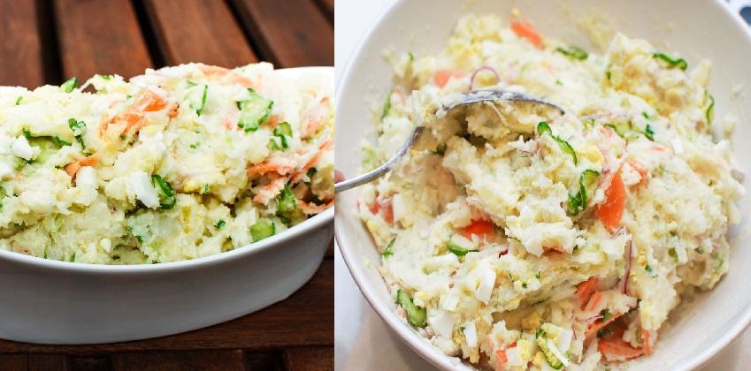 cách làm salad khoai tây kiểu Nhật 2 cách làm salad khoai tây kiểu Nhật Cách làm salad khoai tây kiểu Nhật cực ngon cực mới lạ cach lam salad khoai tay kieu nhat cuc ngon cuc moi la 6