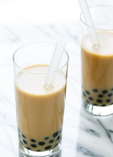 cách pha trà sữa hạnh nhân chanh leo 1 cách pha trà sữa hạnh nhân chanh leo Cách pha trà sữa hạnh nhân chanh leo cực ngon cực độc đáo cach pha tra sua hanh nhan chanh leo cuc ngon cuc doc dao 1