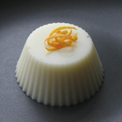 cách làm pudding hạnh nhân 4