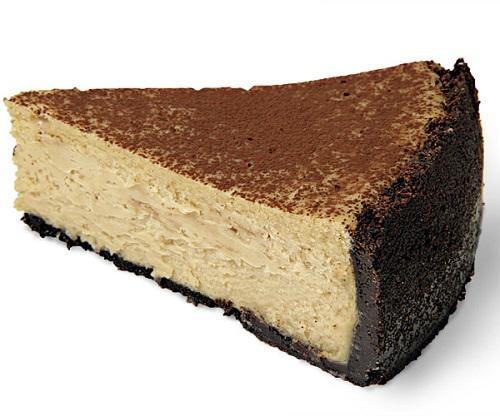 cách làm bánh phô mai cà phê 4