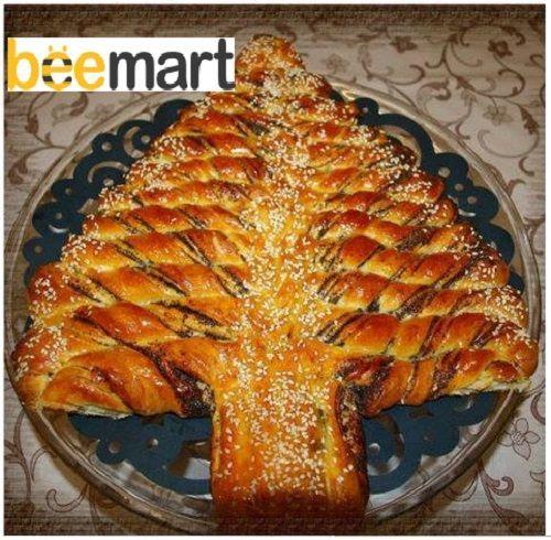 bánh mỳ cây thông noel 1 bánh mỳ cây thông noel Bánh mỳ cây thông Noel cho buổi sáng Giáng sinh thêm thú vị banh my cay thong noel cho buoi sang giang sinh them thu vi 1
