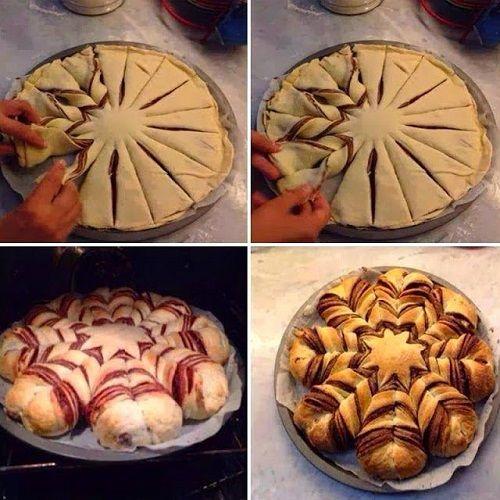 bánh mỳ cây thông noel 3 bánh mỳ cây thông noel Bánh mỳ cây thông Noel cho buổi sáng Giáng sinh thêm thú vị banh my cay thong noel cho buoi sang giang sinh them thu vi 3