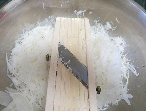 cách làm bánh củ cải 3