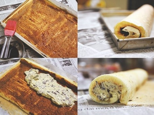 cách làm bánh cuộn tiramisu 5 cách làm bánh cuộn tiramisu Bánh cuộn tiramisu độc đáo cho mùa giáng sinh cach lam banh cuon tiramisu doc dao cho mua giang sinh 5 e1480082630995