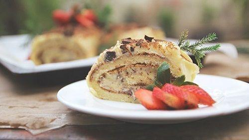 cách làm bánh cuộn tiramisu 8 cách làm bánh cuộn tiramisu Bánh cuộn tiramisu độc đáo cho mùa giáng sinh cach lam banh cuon tiramisu doc dao cho mua giang sinh 8